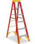 Where to rent LADDER,STEP 8  FIBREGLASS in Green Bay WI
